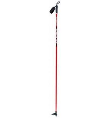 Salomon Escape Comp Cross Country Ski Poles White/Red
