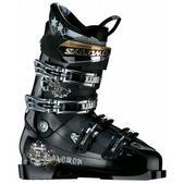 Salomon Gun Ski Boots Crystal Trans