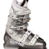 Salomon Idol 7 Ski Boots Charcoal/White Pearl - Women's