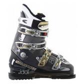 Salomon Idol 8 Ski Boots Blk/Blk/Trans