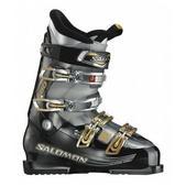 Salomon Impact 8 Ski Boots Black Trans/Black