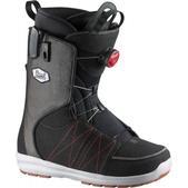 Salomon Launch BOA Str8Jkt Snowboard Boots Black Denim