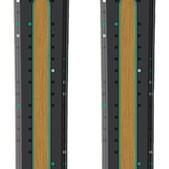 Salomon Origins Bamboo Skis Black/Blue - Women's