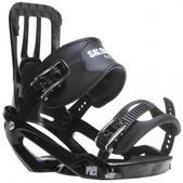Salomon Pact Snowboard Bindings Black