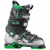Salomon Quest 110 Ski Boots Crystal Translucent/Black