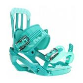 Salomon Rhythm Snowboard Bindings Green