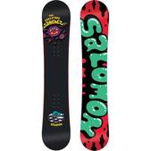 Salomon Salvatore Sanchez Wide Snowboard Black 156