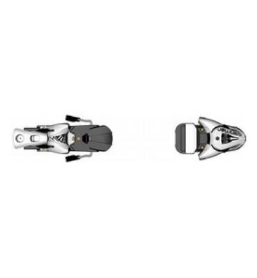 Salomon Sth 12 Oversize Ski Bindings White/Black