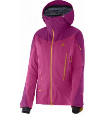 Salomon Women's Soulquest BC GORE-TEX(R) 3L Jacket