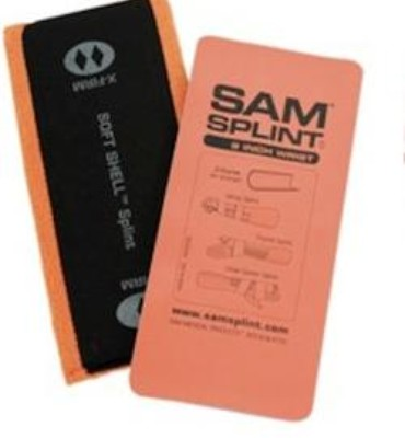 Sam Splint Flat Fold