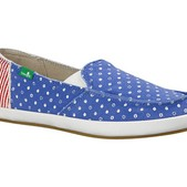 Sanuk Overboard Patriot Shoes - Women's
