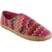 Sanuk Womens Runaround Jute Shoe