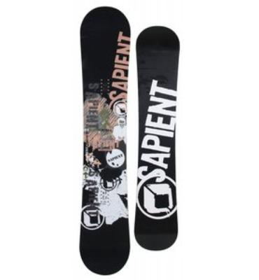 Sapient Blitzschnell Snowboard 151
