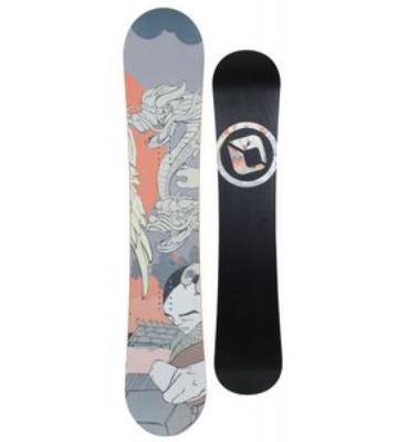 Sapient Lotus Team Snowboard 151