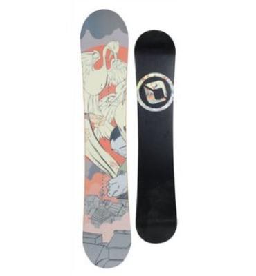 Sapient Lotus Team Snowboard 157