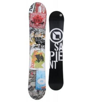 Sapient PNB2 Snowboard 158