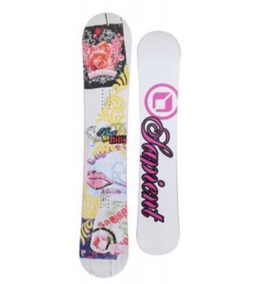 Sapient PNB3 Snowboard 155