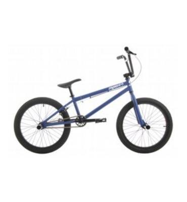 "Sapient Saga/MXV BMX Bike 20"" Blue Razz/Blackout"
