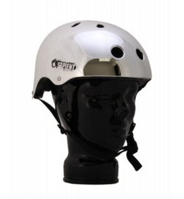 Sapient Snowboard Helmet Silver