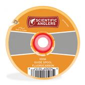 Scientific Anglers Fluorocarbon Tippet 100 Meter Guide Spool