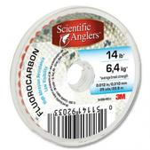 Scientific Anglers Fly Fishing Fluorocarbon Tippet 22#