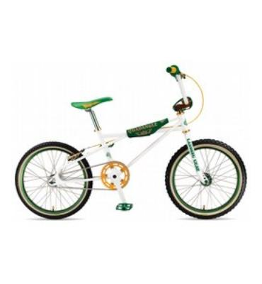 SE 20 Quadangle Looptail TT Freestyle Bike White 20""