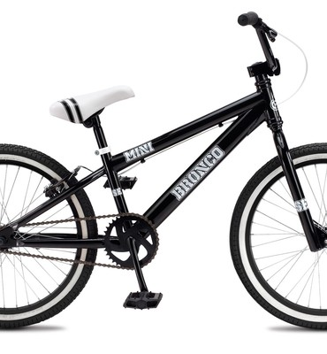 SE Bronco Mini Youth Race Bike Black 20""