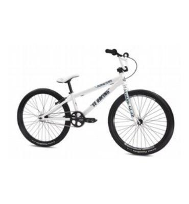 "SE Floval Flyer BMX Bike White 24"""