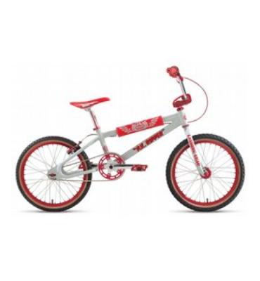 SE PK Ripper Looptail BMX Race Bike Grey 20""