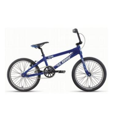 SE PK Ripper Team BMX Race Bike Metallic Blue 20""