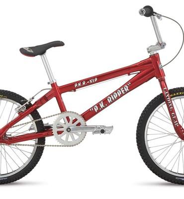 "SE PK Ripper Team XLP BMX Race Bike Metallic Red 20"""
