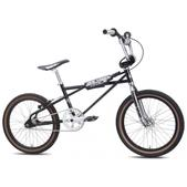 SE Quadangle Looptail BMX Bike Black 20in