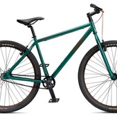 SE Stout 15 Single Bike Green Woodgrain 29""