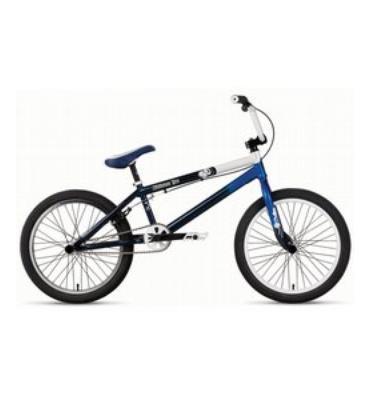 """SE Wildman Pro Street Bike Blue Fade Out 20"""""""
