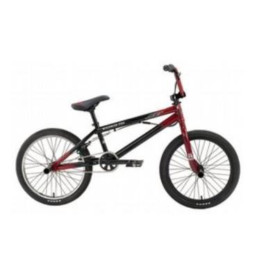 SE Wildman Pro Street Bike Red/Black Fade 20""