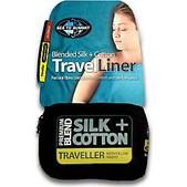 Sea To Summit Premium Blend Silk/Cotton Liner - Sale