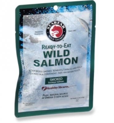 SeaBear Smoked Salmon - 3.5 oz.