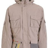 Sessions Bozung Snowboard Jacket Desert Khaki - Men's