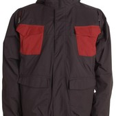 Sessions Combaticon Snowboard Jacket Brown/Chimayo - Men's
