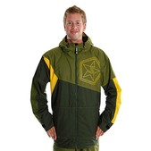 Sessions Decon Colorblock Jacket - Mens