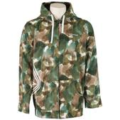 Sessions Front Row Camo Softshell Jacket