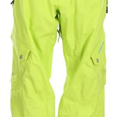 Sessions Gridlock Snowboard Pants Kiwi - Men's