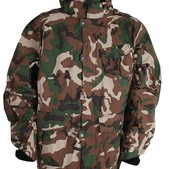 Sessions Leatherneck Snowboard Jacket Traditional Camo - Men's