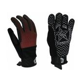 Sessions M Dazed Pipe Snowboard Gloves Tang