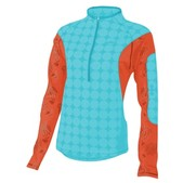 Shebeest Women's Bella Relax Long Sleeve Cycling Jersey