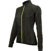 Shebeest Women's Cascade Windshell Bike Jacket Plus Sizes