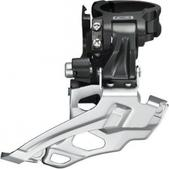 Shimano Deore M616 10-Speed Down-Swing Top-Pull Multi-Clamp Front Derailleur