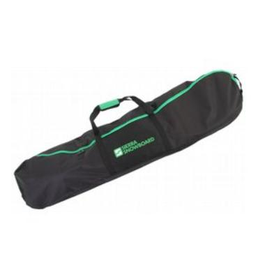 Sierra Logo Snowboard Bag Black/Green 166