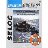 Sierra Seloc Manual Mercruiser Stern Drive 1992 2001
