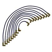 Sierra Spark Plug Wire Set For Mercruiser Stern Drives, Replaces: Mercury Marine 84 816608q81